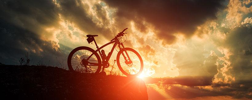 MTB-cykling bra för ungdomar