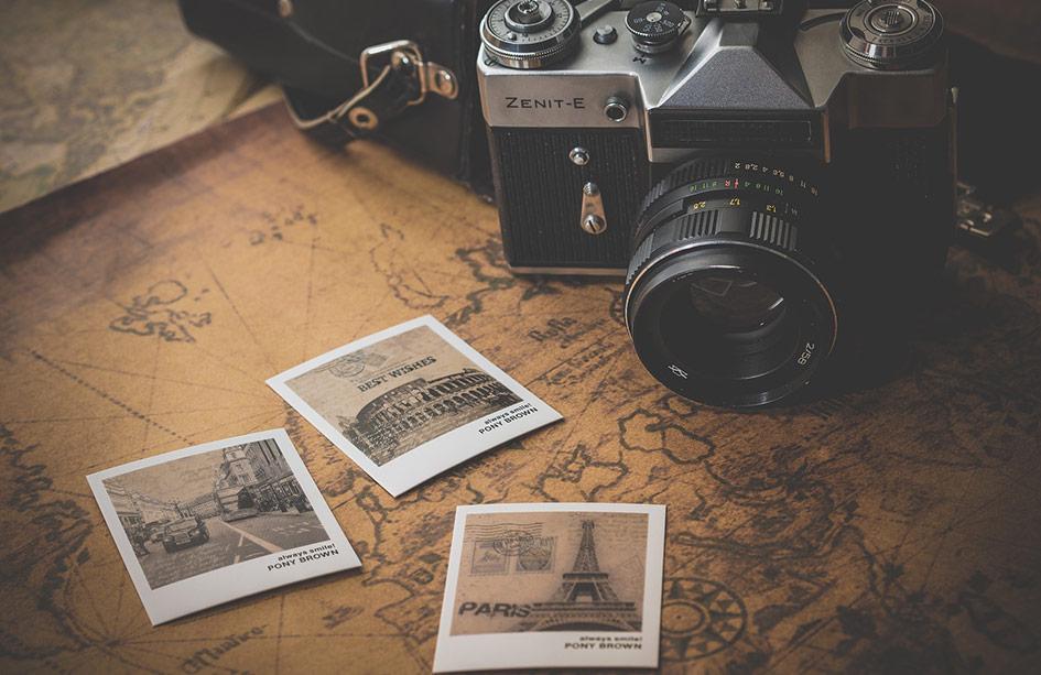 Skapa ditt eget fotoalbum