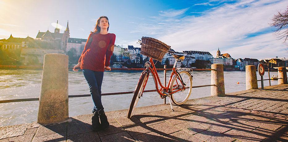 Damcykel – ett populärt verktyg för vardagsmotion