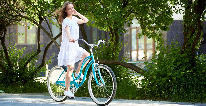 Vad är syftet med att köpa cykel på nätet?